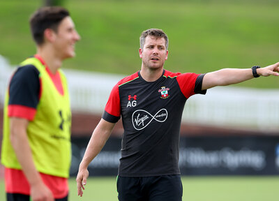 Feature: Saints' preparations on the road