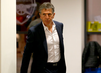 Puel: Defeat harsh on my players