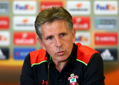 Puel provides a team news update ahead of Hapoel