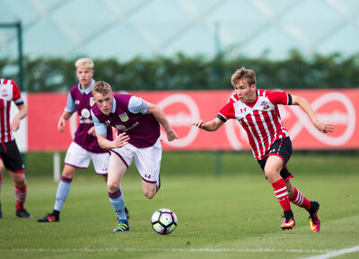 U18 Highlights: Saints 4-0 Villa