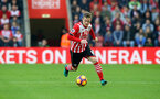 Steven Davis during the Premier League match between Southampton and Chelsea at St Mary's Stadium, Southampton, England on 30 October 2016. Photo by Matt Watson/SFC/Digital South.