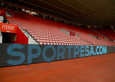 Win VIP tickets to Spurs with SportPesa