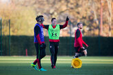 Gallery: Saints get set for Palace
