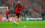 Charlie Austin during the UEFA Europa League match between Southampton and Hapoel Be'er Sheva F.C. at St Mary's Stadium, Southampton, England on 8 December 2016. Photo by Matt Watson/SFC/Digital South.