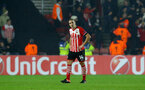Oriol Romeu during the UEFA Europa League match between Southampton and Hapoel Be'er Sheva F.C. at St Mary's Stadium, Southampton, England on 8 December 2016. Photo by Matt Watson/SFC/Digital South.