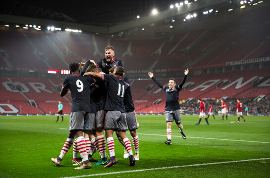 Saints set for FA Youth Cup clash with Wigan