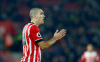 Oriol Romeu during the Premier League match between Southampton and West Bromwich Albion at St Mary's Stadium, Southampton, England on 31 December 2016. Photo by Matt Watson/SFC/Digital South.