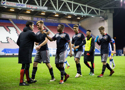 Date set for FA Youth Cup clash with Man City