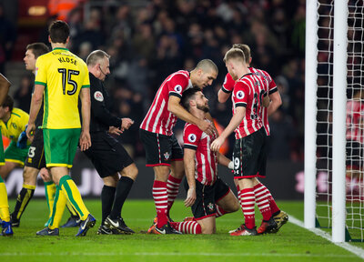 Highlights: Saints 1-0 Norwich
