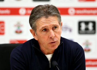 Puel wary of Leicester threat