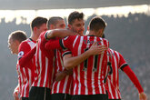 Saints see off Leicester at St Mary's