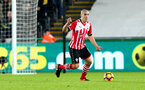 Oriol Romeu during the Premier League match between Swansea City and Southampton at the Liberty Stadium, Swansea, Wales on 31 January 2017. Photo by Matt Watson/SFC/Digital South.