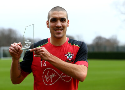 Oriol Romeu lands January Player of the Month