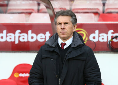 Puel looks ahead to Wembley