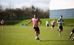 tyreke johnson during the Premier League Cup match between Newcastle U23 and Southampton U23 at Whitley Park, Newcastle, England on 28 February 2017. Photo by Naomi Baker/SFC/Digital South.