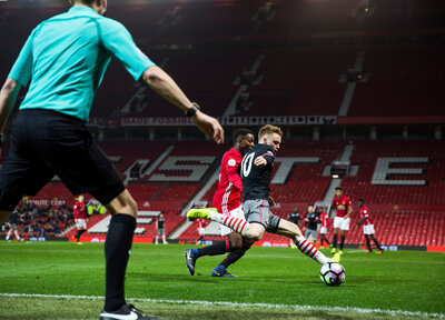 U23s Gallery: Man United 3-3 Saints