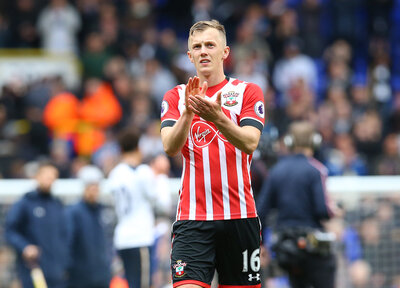 Ward-Prowse looking forward to England duty