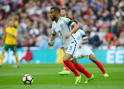 Bertrand helps England to victory