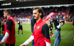 Manolo Gabbiadini during the Premier League match between Southampton and Hull City at St Mary's Stadium, Southampton, England on 29 April 2017. Photo by Naomi Baker/SFC/Digital South.