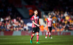josh sims during the Premier League match between Southampton and Hull City at St Mary's Stadium, Southampton, England on 29 April 2017. Photo by Naomi Baker/SFC/Digital South.