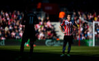 steven davis during the Premier League match between Southampton and Hull City at St Mary's Stadium, Southampton, England on 29 April 2017. Photo by Naomi Baker/SFC/Digital South.