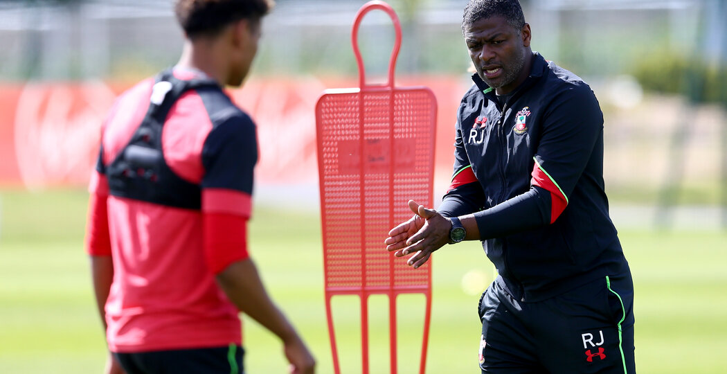 Radhi Jaidi during a Southampton FC training session at the Staplewood Campus, Southampton, 2nd May 2017