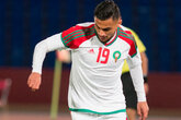 Boufal features for Morocco