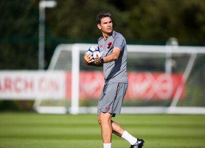 Video: Pellegrino on Brentford