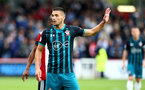 Dusan Tadic during the pre-season friendly between Brentford FC(red/white) and Southampton FC(black), at Griffin Park Stadium, Brentford, London, 22nd July 2017