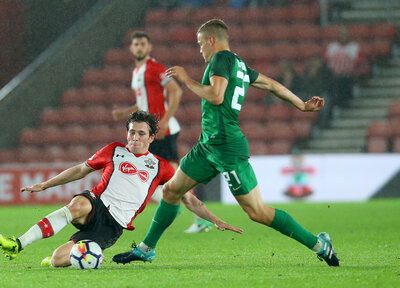 Gallery: Saints 0-4 Augsburg