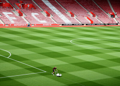 Play at St Mary's Stadium