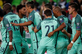 Cédric features in Portugal win