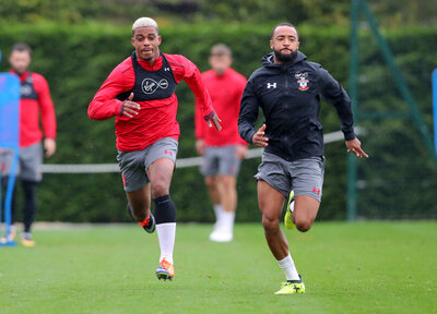 Saints gear up for United