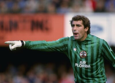 Join Peter Shilton for Newcastle!