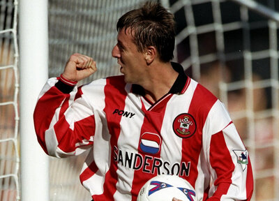 On This Day: Le Tissier hat-trick sinks Liverpool