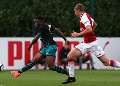 U18 Gallery: Arsenal 5-1 Saints