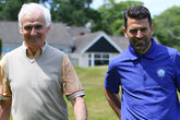Benali and Fisher to sign copies of new book
