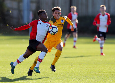 U18 Gallery: Saints 1-0 Brighton