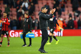 Video: Pellegrino on Bournemouth draw