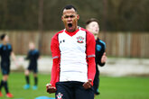 Video: Saints youngsters on target