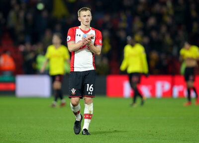 Video: Ward-Prowse disappointed by Watford draw