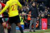 Pellegrino aggrieved by Watford injustice