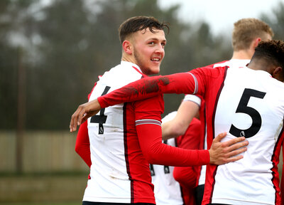 U18 Gallery: Saints 1-0 Fulham