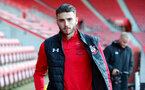 SOUTHAMPTON, ENGLAND - JANUARY 31: Wesley Hoedt of Southampton FC ahead of the Premier League match between Southampton and Brighton and Hove Albion at St Mary's Stadium on January 31, 2018 in Southampton, England. (Photo by Matt Watson/Southampton FC via Getty Images)