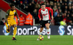 SOUTHAMPTON, ENGLAND - JANUARY 31: Guido Carrillo(R) of Southampton FC during the Premier League match between Southampton and Brighton and Hove Albion at St Mary's Stadium on January 31, 2018 in Southampton, England. (Photo by Matt Watson/Southampton FC via Getty Images)