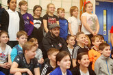 Saints Together: Charlie Austin visits Primary Stars