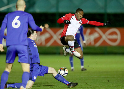 Obafemi delighted to be back on the goal trail