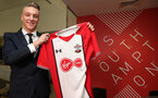 Slovakian defender Simon Kozak signs on a pro deal with Southampton FC, pictured at the Staplewood Campus, Southampton, 19th February 2018