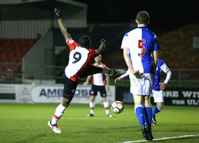 U23s Gallery: Blackburn 0-0 Saints
