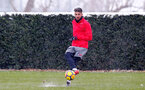 SOUTHAMPTON, ENGLAND - MARCH 02: Wesley Hoedt of Southampton FC during a training session at the Staplewood Campus on March 2, 2018 in Southampton, England. (Photo by Matt Watson/Southampton FC via Getty Images)